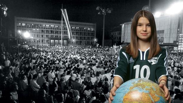 Podoba tisočletnih sanj (foto: Damjan Kocijančič, Borut Krajnc)