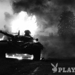 Vojna: deset dni bliskovitega upora (1991) // foto: Borut Krajnc (foto: Borut Kranjc)