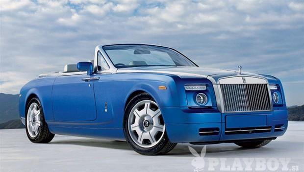RR phantom kabriolet (foto: PR)