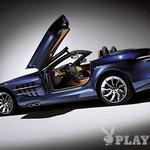 mercedes-benz SLR mclaren roadster (foto: PR)