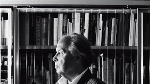 Boris Podrecca: Arhitekt je nekaj med Don Kihotom in Sančem Pansom (foto: Bor Dobrin)