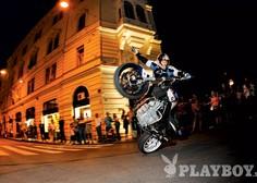 Ples z motorjem