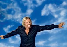 Richard Branson: Če pravilno skrbiš za ljudi, bodo ohranili veselje do dela