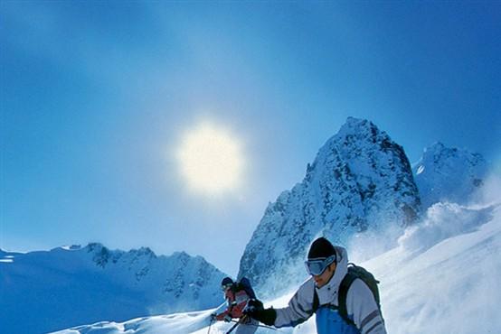 7 zavetišč na snegu
