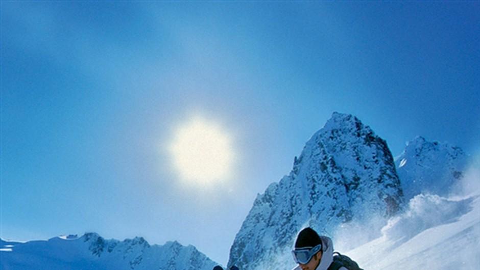 7 zavetišč na snegu (foto: Whistler, arhiv)