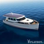Greenline 33 hybrid, ki meri v dolžino dobrih deset metrov in ponuja dobršno mero družinskega udobja, izstopa s hibridnim pogonskim sistemom, ki omogoča tišje, čistejše in manj potratno plutje po marinah in na krajših razdaljah. www.greenlinehybrid.com (foto: PR)