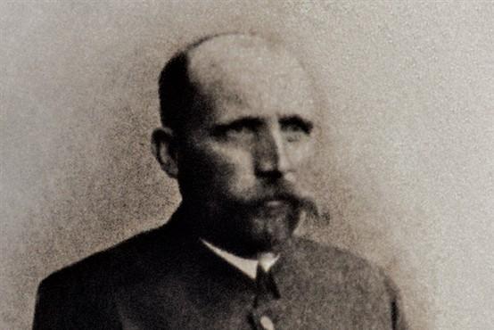 George Ballantine (1809–1891) - 200 let od rojstva večne škotske legende