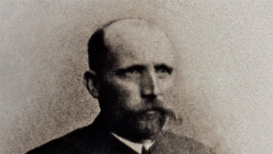 George Ballantine (1809–1891) - 200 let od rojstva večne škotske legende (foto: Shutterstock)
