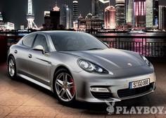 Porsche panamera turbo: Vendarle!