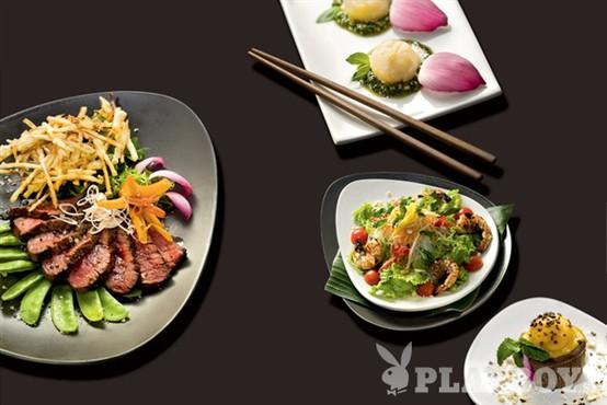 Restavracija Shambala: Cesarstvo čutil