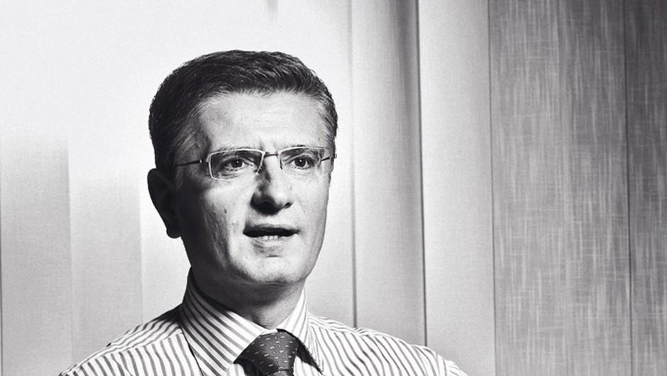 Franjo Bobinac: Ime Slovenija nas sicer ne ovira, pomaga nam pa tudi ne (foto: Bor Dobrin)