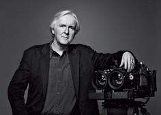 James Cameron: Titanik sem posnel zato, ker sem se hotel potapljati med ladijskimi razbitinam