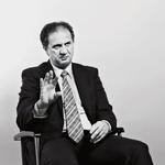 Ivan Simič: Brez novih idej ni napredka (foto: Bor Dobrin)