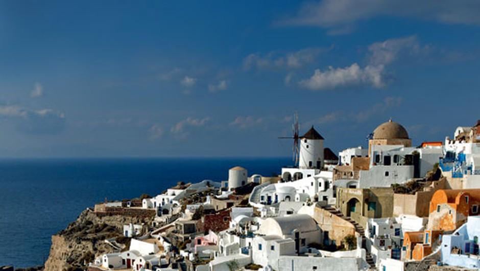 Velike težave male Grčije (foto: Aleš Bravničar)