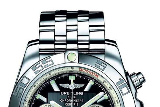 Ura leta: Playboy je izbral Breitling