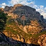 Pindske gore nad Papigom (foto: Aleš Bravničar)