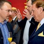 Poznavalca vsega lepega: Borut Omerzel (Playboy) in zlatar Tomislav Loboda (foto: Ivana Krešić)