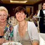 Predstavnica Breitlinga Christine Weber s Karmen Malalan (foto: Ivana Krešić)