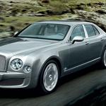 Bentley mulsanne: Božanje (foto: Bentley )