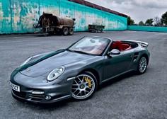 Porsche 911 turbo S: Super avto