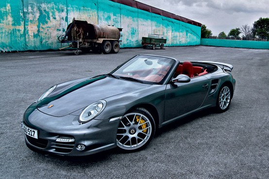 Porsche 911 turbo S: Super avto
