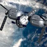 Koncept napihljive vesoljske postaje (foto: Virgin Galactic, Space Adventures, Armadillo Aerospace, Space Adventures, Bigelow Aerospace, Ilustracija: Goya)