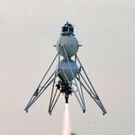 Test Armadillovih okroglih modulov (foto: Virgin Galactic, Space Adventures, Armadillo Aerospace, Space Adventures, Bigelow Aerospace, Ilustracija: Goya)