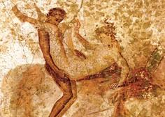 V starodavnih Pompejih je delovalo vsaj 40 antičnih kuplerajev