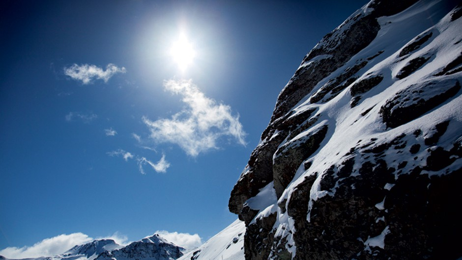 Smučarski paradiž Telluride (foto: Bor Dobrin)