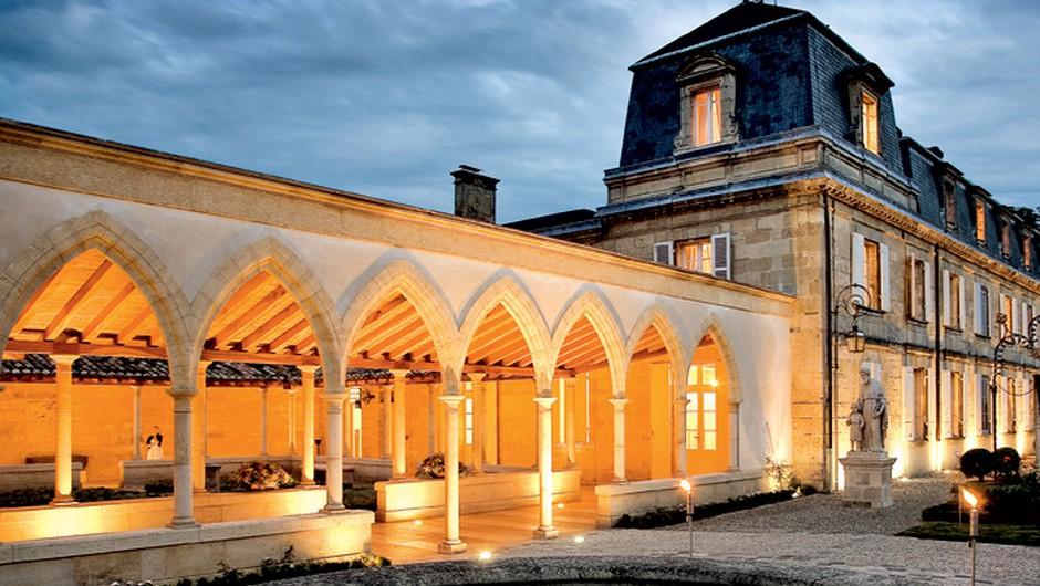 Château Haut-Brion (foto: promocijske fotografije)
