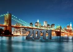 7-krat novo leto po svetu
