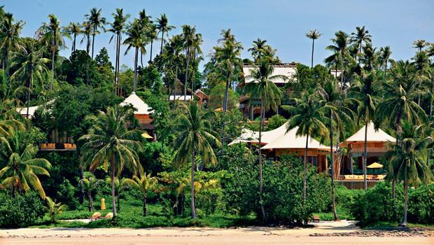 Six Senses Spa, Kiri, Tajska (foto: www.taschen.com, promocijske fotografije hotelov)