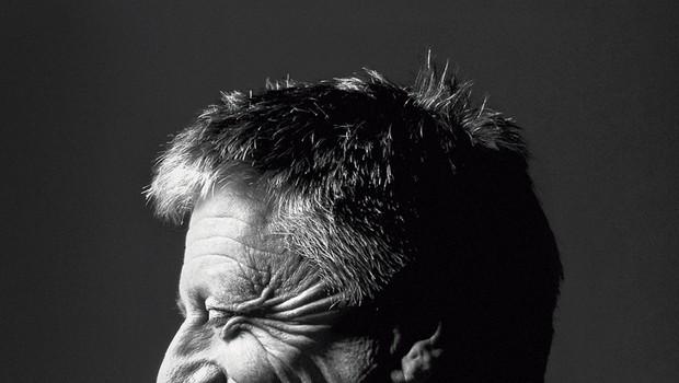 Andrej Rozman - Roza: Mislim, da je pomembno, da se umetniki zavedajo odgovornosti do družbe (foto: Bor Dobrin)