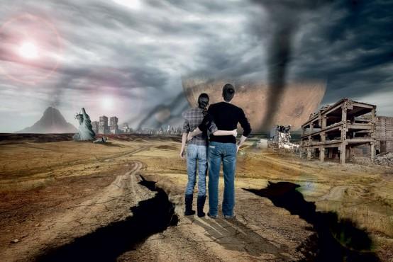 Naravne katastrofe:  poplave, potresi, vulkani in tropske nevihte