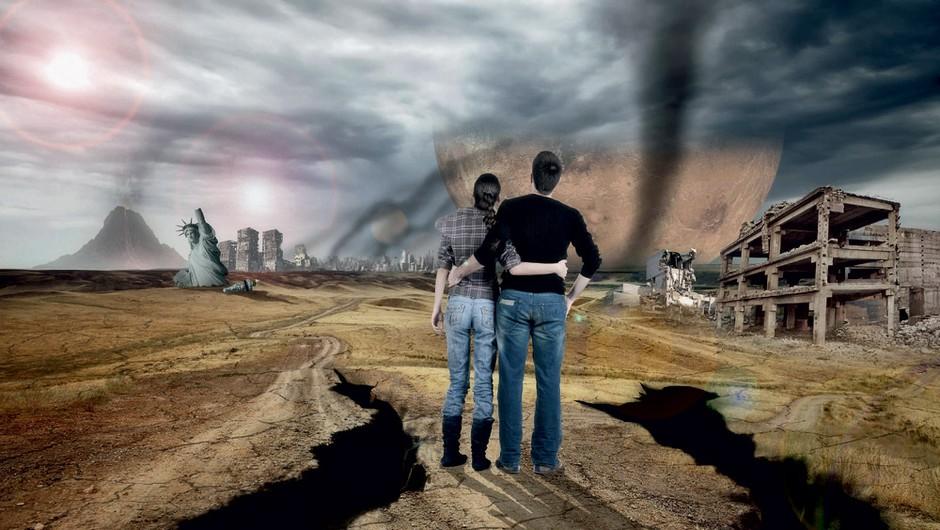 Naravne katastrofe:  poplave, potresi, vulkani in tropske nevihte (foto: Goya)