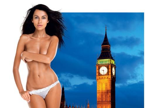 Najboljša mesta za seks: London