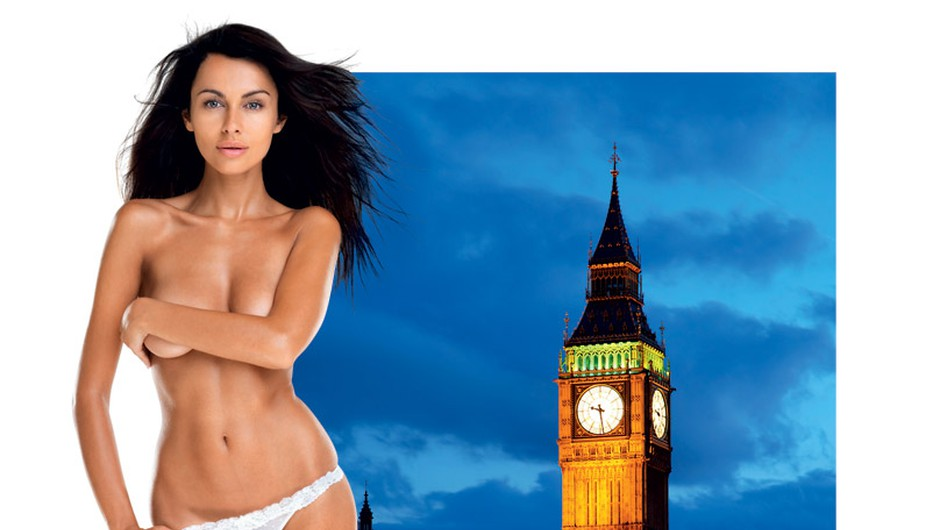 Najboljša mesta za seks: London (foto: Shutterstock / Goya)