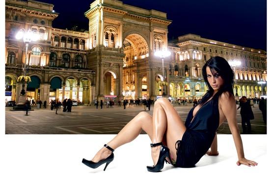 Najboljša mesta za seks: Milano