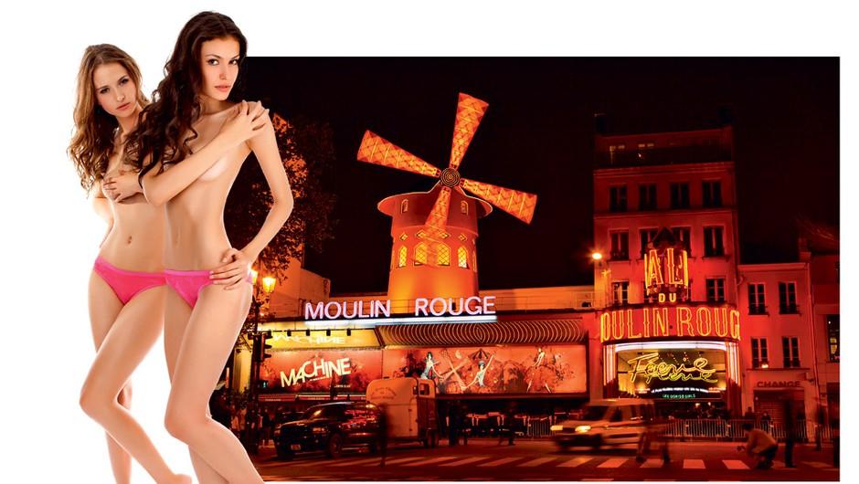Najboljša mesta za seks: Pariz (foto: Shutterstock / Goya)