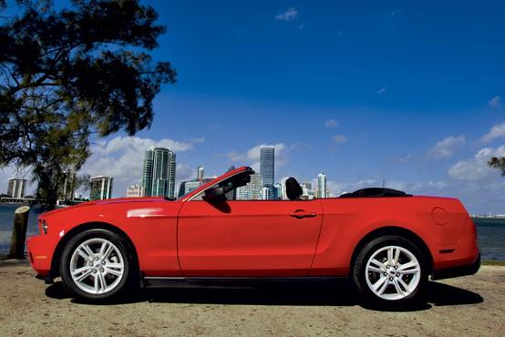 Ford mustang V6 kabriolet