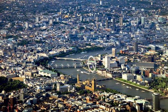 Fotoreportaža iz najbolj nadzorovanega mesta na svetu: London