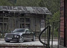 Bentley mulsanne: 362.880 €. Veliko?