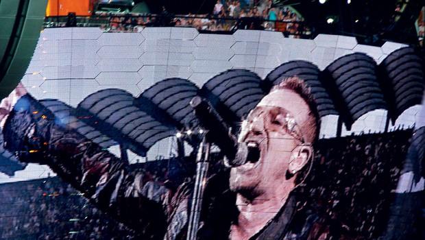 U2 največji zaslužkarji v letu 2011 (foto: promo)