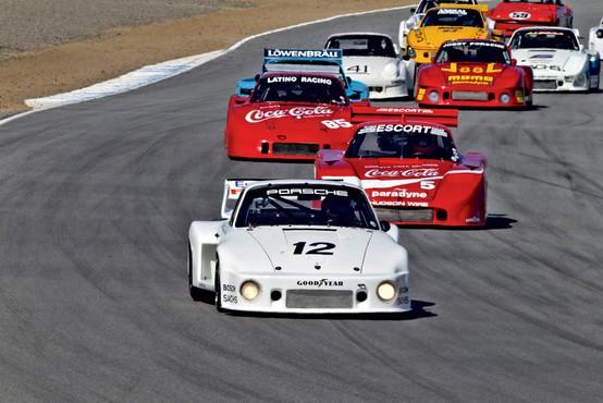Porsche Rennsport Reunion 2011