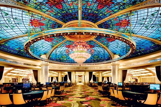 Macao - nova meka hazarda (kjer so igre na srečo legalne)