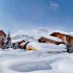 Francosko smučarsko središče Val d'Isere (foto: Shutterstock)