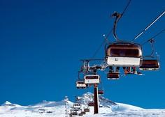 Švicarsko smučarsko središče Zermnatt (ob vznožju Matterhorna)