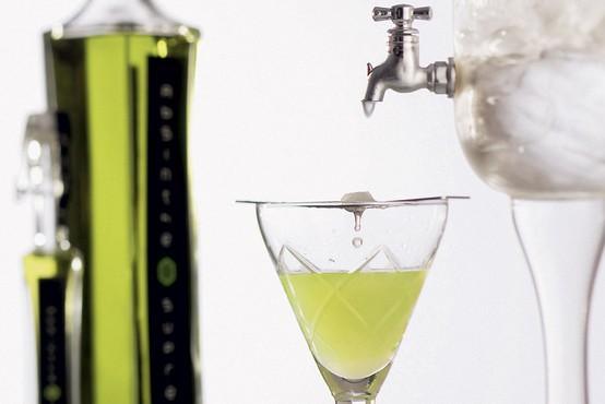 Absint - tista zelena skušnjava ...