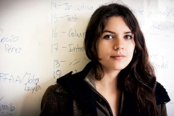 Čilski študentski upor: Komandantka Camilla