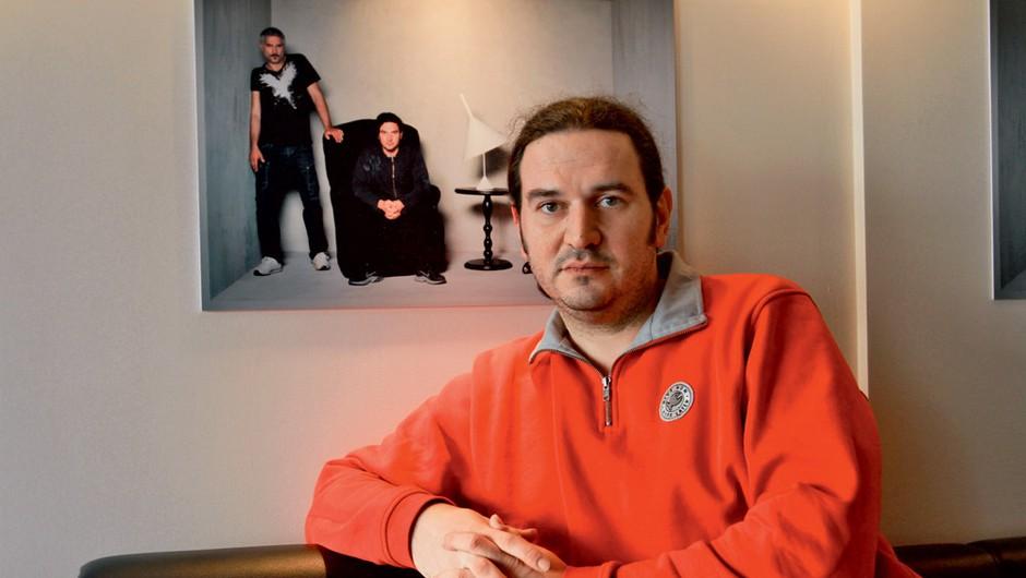 Gašper Tič (foto: Goran Antley)